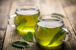 Green Tea for healthy teeth