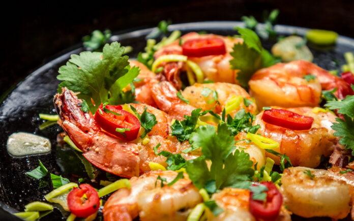 Shrimp and Prawns