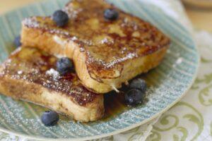 French Toast Indulgence